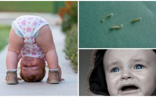 Triệu chứng và điều trị giun kim ở trẻ