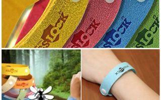 Muỗi Bugslock Bracelet