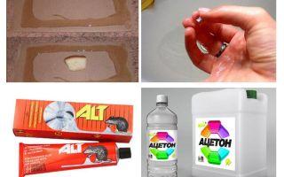 Cách rửa keo từ chuột