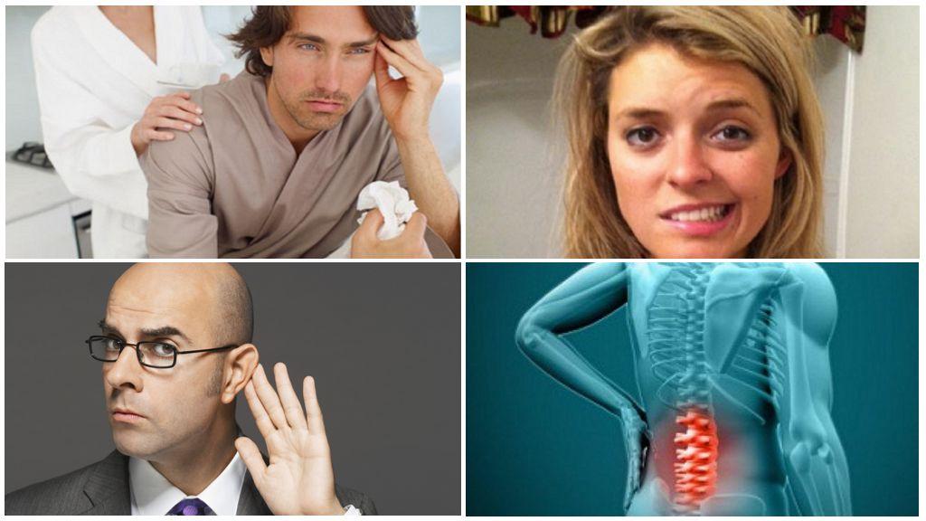 Các giai đoạn phát triển của bệnh vorreliosis