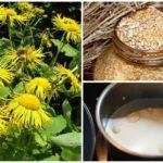 Công thức nấu ăn dân gian cho nhiễm độc tố