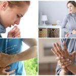 Các triệu chứng của opisthorchiasis